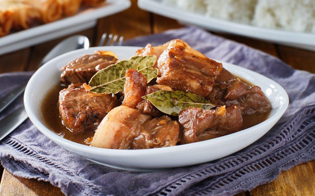 Identifying Filipino cuisine through its regions